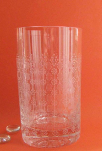 Rosenthal Romanze Relief Wasser- / Saftglas 12 cm