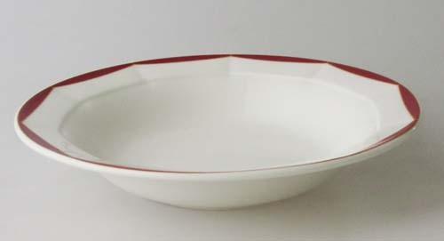 Villeroy & Boch Varia Red Suppenteller 19,8 cm gebraucht