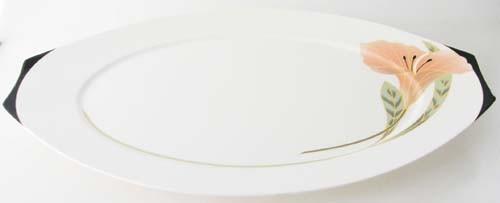 Villeroy und Boch Iris Servierplatte oval 42,5 x 28 cm
