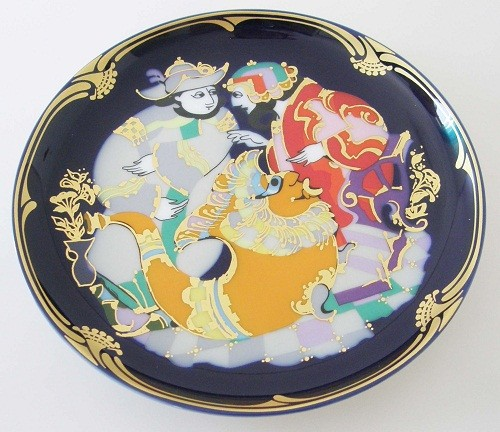 Rosenthal studio linie Zauberpferd Nr.2 16,5 cm