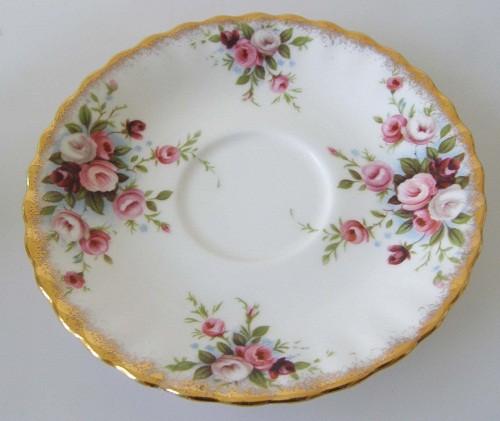 Royal Albert Cottage Garden Kaffee-Untertasse 1-tlg. 12,5 cm